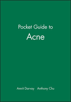 Pocket Guide to Acne by Amrit Darvay image