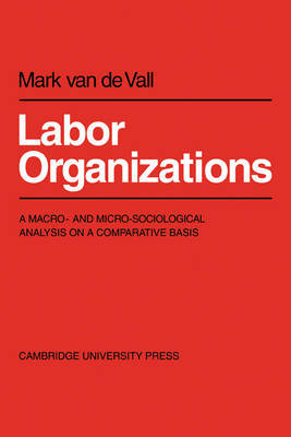 Labor Organisations by Mark Van De Vall image