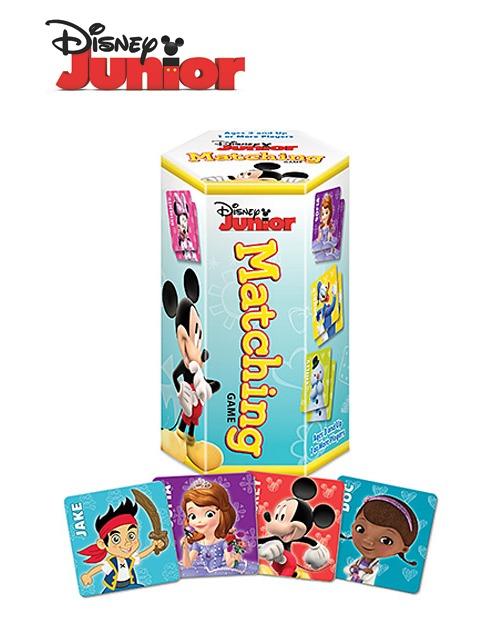 Disney Junior: Matching Game - On-the-Go Edition image