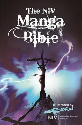 NIV Manga Bible by New International Version image