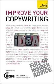 Improve Your Copywriting: Teach Yourself by Jonathan Gabay image