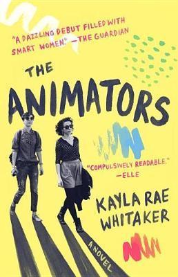 The Animators by Kayla Rae Whitaker image