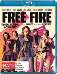 Free Fire on Blu-ray