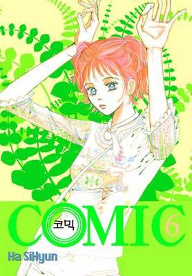 Comic, Vol. 6 by SiHyun Ha image