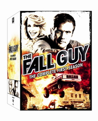 The Fall Guy - Complete Season 1 (6 Disc Set) on DVD image