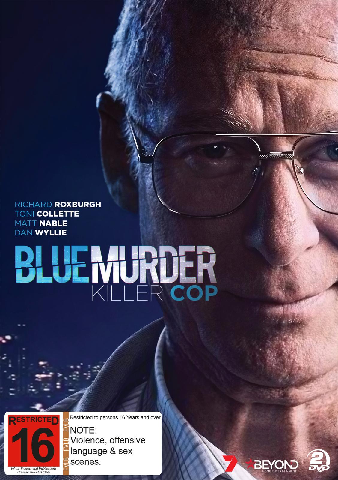 Blue Murder: Killer Cop on DVD image