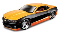 Maisto Assembly Line: 1/24 Diecast Model Kit - Chevrolet Camaro SS RS (2010)