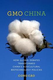 GMO China by Cong Cao