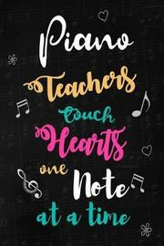 Piano Teachers touch Hearts by Workplace Wonders