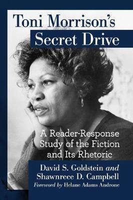 Toni Morrison's Secret Drive by David S Goldstein