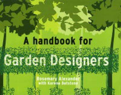 Handbook for Garden Designers image
