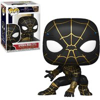 Spider-Man: NWH - Spider-Man (Black & Gold) Pop! Vinyl Figure