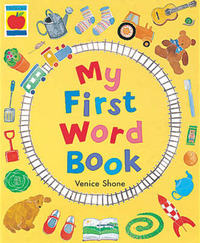 My First Word Book by Venice Shone image
