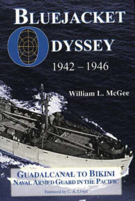 Bluejacket Odyssey by William L. McGee image