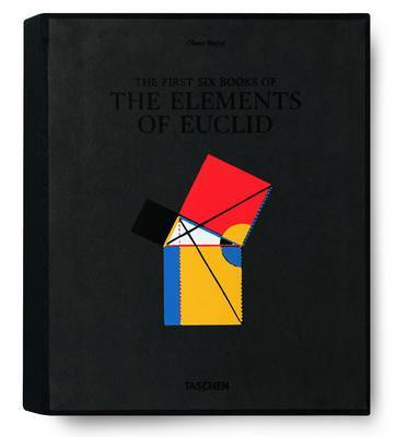 Byrne, Six Books of Euclid by Werner Oechslin image