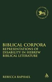 Biblical Corpora by Rebecca Raphael image