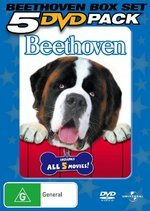 Beethoven - 5 DVD Pack (5 Disc Set) on DVD
