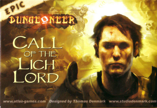 Dungeoneer Epic: Call of the Lich Lord
