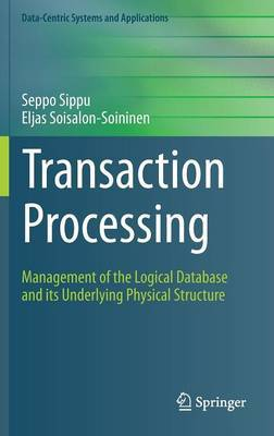 Transaction Processing by Seppo Sippu image