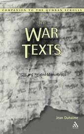 The War Texts by Jean Duhaime image