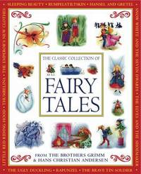 Classic Collection of Fairy Tales by Jacob Grimm