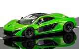 Scalextric: DPR McLaren P1 (Green) - Slot Car