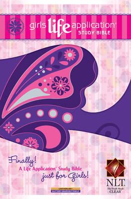 Girls Life Application Study Bible NLT image