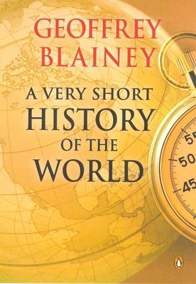 A Very Short History of the World by Geoffrey Blainey image