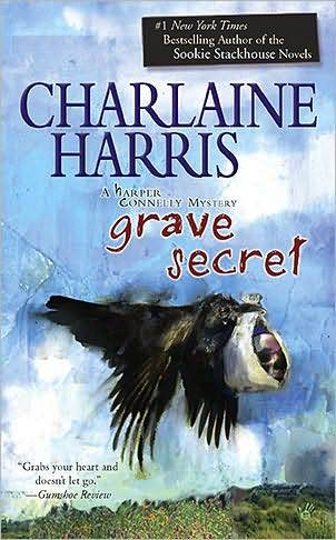 Grave Secret (Harper Connelly #4) (US Ed.) by Charlaine Harris image