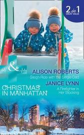 Sleigh Ride With The Single Dad by Alison Roberts