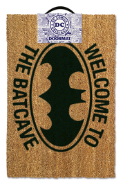 Batman: Welcome to the Batcave - Doormat