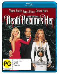 Death Becomes Her on Blu-ray