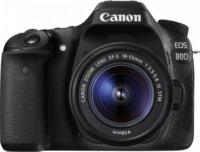 Canon EOS 80D 24MP DSLR Camera (18-55)