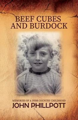 Beef Cubes And Burdock by John Phillpott