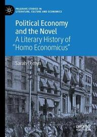 Political Economy and the Novel by Sarah Comyn