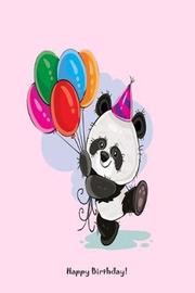 Happy Birthday! by Creative Juices Publishing