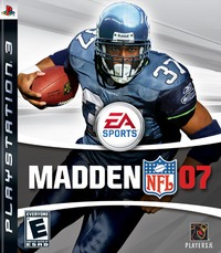 Madden NFL 07 for PS3 image
