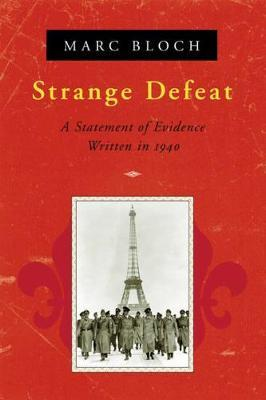 Strange Defeat by Marc Bloch