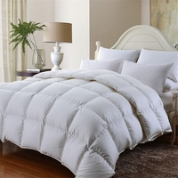 Royal Comfort Bamboo Quilt Duvet Inner - Double (350GSM)
