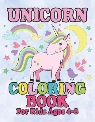Unicorn Coloring Book by Coloring Unicorns Cute
