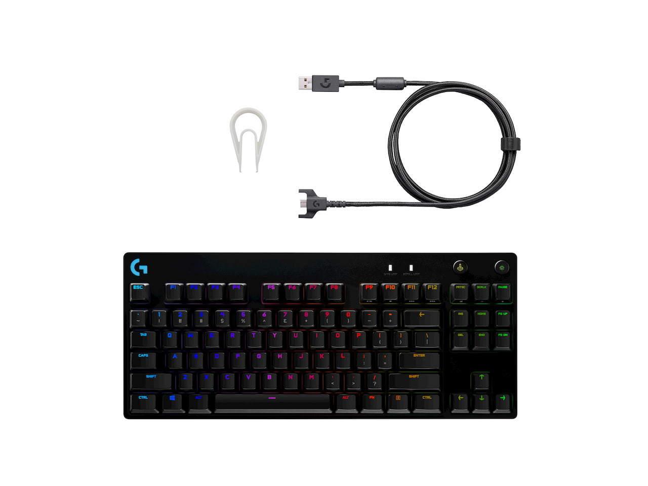 Logitech G PRO X Mechanical Gaming Keyboard for PC image