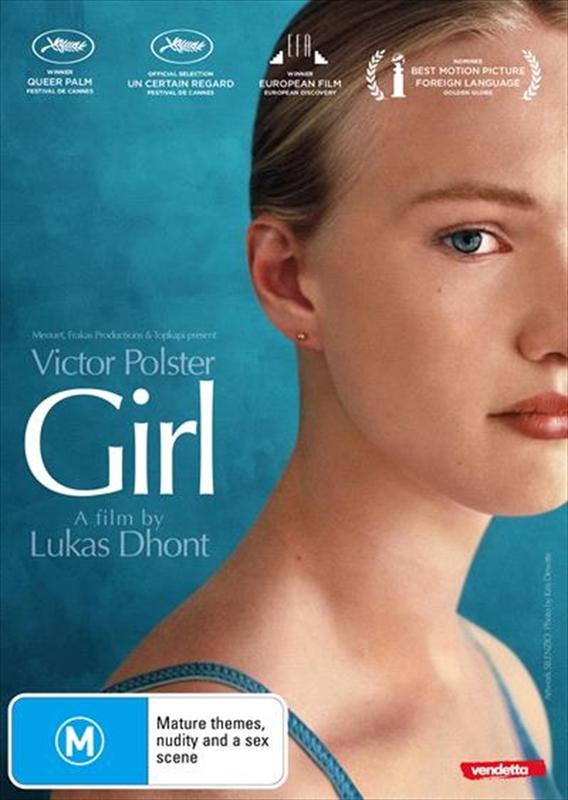 Girl on DVD