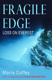Fragile Edge: Loss on Everest by Maria Coffey image