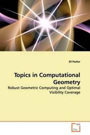 Topics in Computational Geometry by Eli Packer