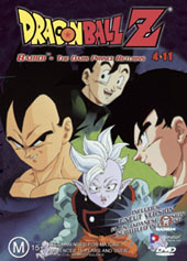Dragon Ball Z 4.11 - Babidi The Dark Prince Returns on DVD