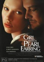 Girl With A Pearl Earring on DVD