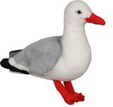 Red Billed Gull w/Sound 15cm