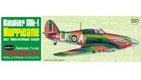 Hawker Hurricane 1/30 Balsa Model Kit