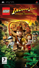 LEGO Indiana Jones: The Original Adventures for PSP image