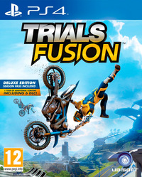 Trials Fusion for PS4